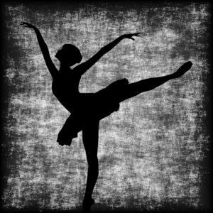ballerina-Dancing
